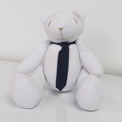 Urso Teddy Marinho 34cm