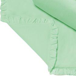 Manta Plush Verde