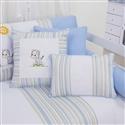 Almofadas Decorativas Selva Azul