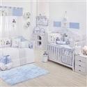 Quarto para Bebê Selva Azul
