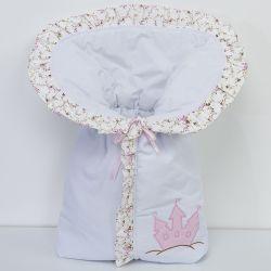 Porta Bebê Pequena Princesa