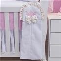 Porta Fraldas Pequena Princesa