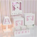 Kit Higiene Completo Ursa Baby
