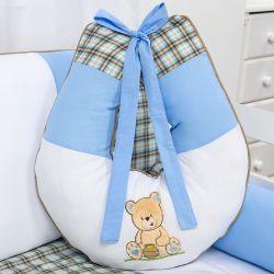 Almofada Amamentação Urso Pote de Mel
