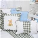 Almofadas Decorativas Urso Pote de Mel