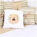 Almofadas Decorativas Ursinho Rei