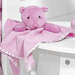 Naninha Ursa Realeza Rosa