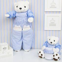 Ursos Porta Treco Navy Azul