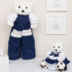 Ursos Porta Treco Marinho Baby