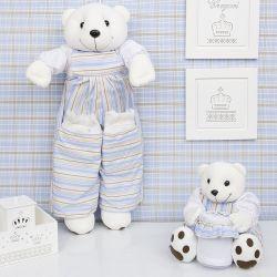 Ursos Porta Treco Azul