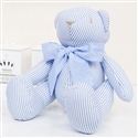 Urso Listrado Azul M