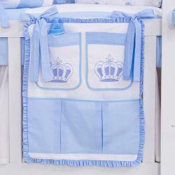 Porta Treco Realeza Azul