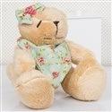 Urso Bandana Floral P