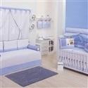 Quarto para Bebê Mar Azul