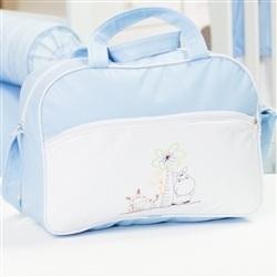Bolsa Maternidade Safari Azul