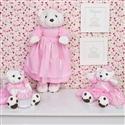Ursas Porta Treco Rosa