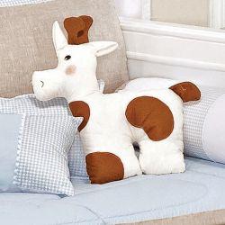 Almofada Decorativa Girafa