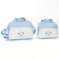Conjunto de Bolsas Maternidade Nino