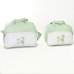 Conjunto de Bolsas Maternidade Leãozinho