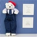 Urso Porta Fraldas Marinheiro