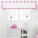 Cortina Caracol Pink