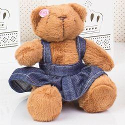 Ursa Mini Jardineira 13cm