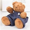 Urso Mini Jardineiro