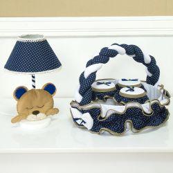 Kit Acessórios Urso Soneca