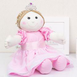 Boneca Princesa Julia