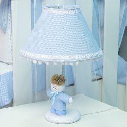 Abajur Marina Azul Bebê