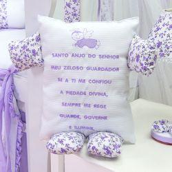 Naninha Borboleta Lilás