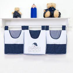 Prateleira Completa Família Urso Marinho