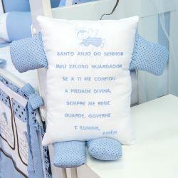 Naninha Família Urso Azul
