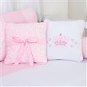 Almofadas Decorativas Coroa Encantada