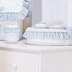 Jogo de Potes Guto Azul Bebê