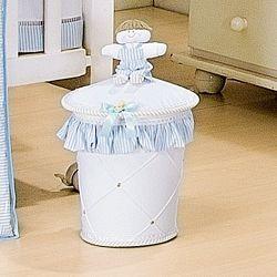 Lixeira Guto Azul Bebê