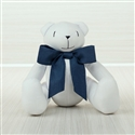 Enfeite Urso M Elegance Marinho