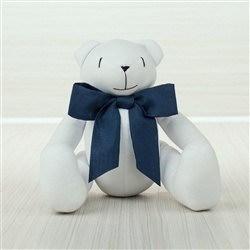 Urso Elegance Marinho G
