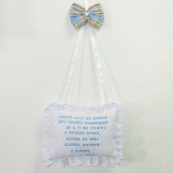 Porta Maternidade Oração Santo Anjo Trenzinho