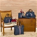 Conjunto de Bolsas e Trocador Maternidade London Jeans
