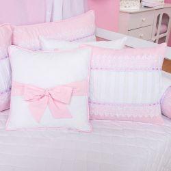 Almofadas Sonhare Rosa 3 Peças
