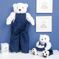 Ursos Porta Treco Teddy Marinho