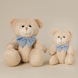 Família Urso Palha com Gravata