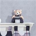 Urso Porta Cotonete Sailor
