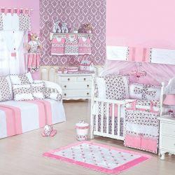 Quarto de Bebê Provence