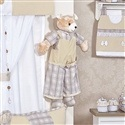 Urso Porta Fraldas Bears