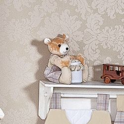 Urso Porta Cotonete Bears