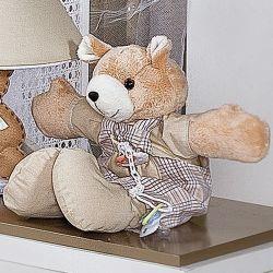 Urso Porta Chupeta Bears