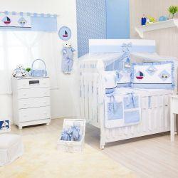 Quarto para Bebê sem Cama Babá ABC