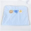 Capa de Carrinho Bichos da Selva Azul